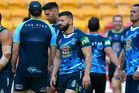 A New South Wales Blues training session at Suncorp Stadium was hijacked. Photo / Getty Images
