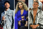 Pharrell Williams, Beyonce and Channing Tatum have all pulled diva antics. Photo / AP, AFP