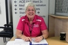 Eileen Welles says social interaction and job satisfaction are just two of the benefits of being a volunteer. Photo/supplied