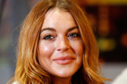 Actress Lindsay Lohan has been live-tweeting Brexit. Photo / Getty Images
