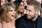 Calvin Harris is apparently working on a song concerning his abrupt break-up from Taylor Swift. Photo / Getty Images