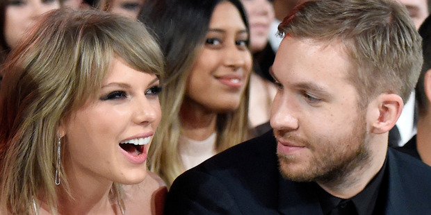 Loading Calvin Harris is set to release a Taylor Swift break-up song later today. Photo / Getty Images