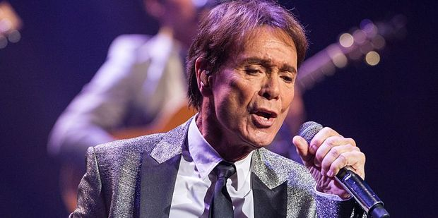Loading Sir Cliff Richard is glad he has finally been cleared of the sex abuse charges. Photo / Getty Images