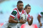 Benji Marshall's hopes of re-signing with St George Illawarra have improved after Rabbitohs half Luke Keary turned down an offer from the Dragons. Photo/Getty.