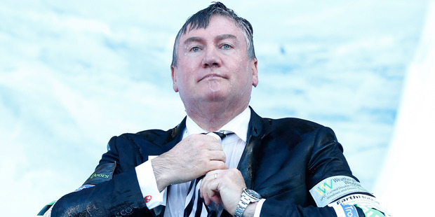 Journalist Caroline Wilson has accused Eddie McGuire of repeated sexism and bullying. Photo/Getty.