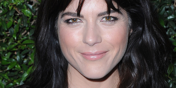 Selma Blair was reportedly carried off a flight on a stretcher after suffering a mid-flight episode. Photo / Getty