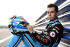 Scott McLaughlin poses for a photo prior to the V8 Supercars Darwin Triple Crown. Photo / Getty Images
