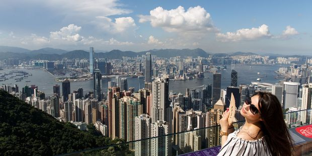 Hong Kong has been named the world's most expensive city for those working abroad according to Mercer. Photo / Getty