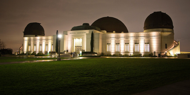 Griffith Observatory. Photo / Los Angeles Tourism & Convention Board