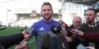 Watch: All Blacks captain: It will be noisy