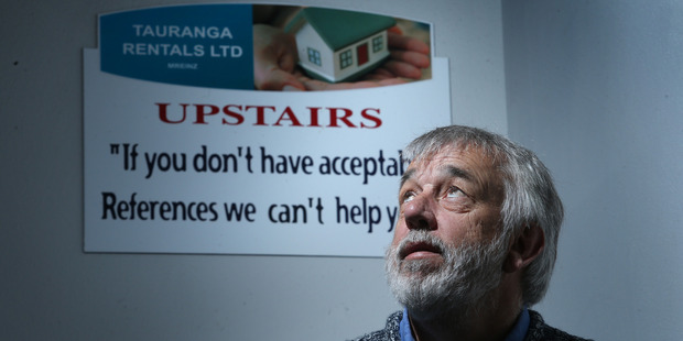 Loading Tauranga Rentals owner Dan Lusby says the rental market is the strongest he has seen it in 24 years, with some rental houses classified in the affordable bracket being sold up. Photo / John Borren