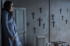 The Conjuring 2 starring Vera Farmiga, Patrick Wilson, Madison Wolfe, Frances O'Connor.