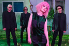 Scottish-American rock band Garbage.