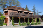 The French Laundry in the Napa Valley.