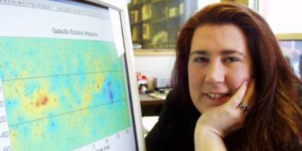 Professor Melanie Johnston-Hollitt. Photo / University of Adelaide