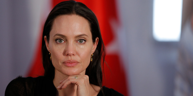 Loading Angelina Jolie had her breasts and ovaries removed. Photo / AP