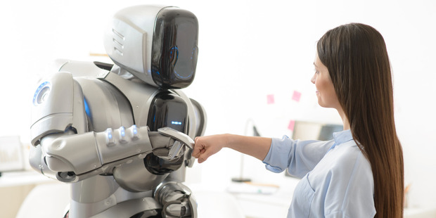 Loading Will autonomous robots eventually replace the human race? Photo / Getty Images