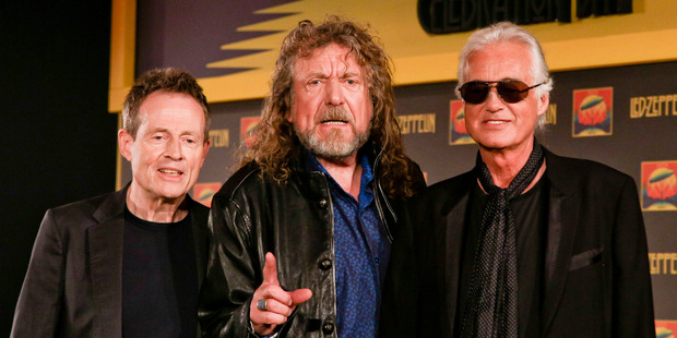 The jury's verdict ended a high-profile copyright infringement trial that has captivated rock fans, musicians and music writers alike. Photo / AP
