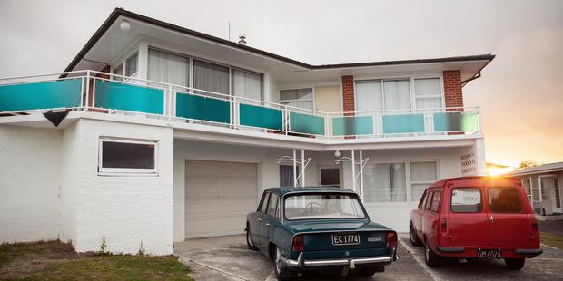 The West family house, Te Atatu.