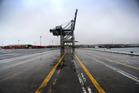 Ports of Auckland. Photo /  Doug Sherring