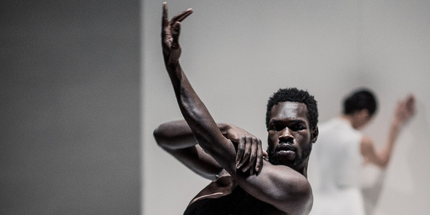 NDT uses multiple art forms alongside choreography, including visual art, music composition and innovative light and set designs.
