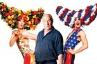 Ray Meagher is starting in a stage production of Priscilla Queen of the Desert.