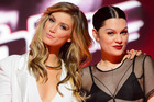 The Voice Australia judges Delta Goodrem  and Jessie J conflicted in the last season.