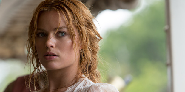 """Loading Margot Robbie describes her character in Legend of Tarzan as """"fiercely independent and incredibly capable. Photo / Jonathan Olley"""