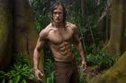 Alexander Skarsgard stars as Tarzan in the movie, The Legend of Tarza.
