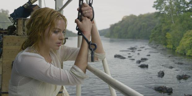 Margot Robbie as Jane in the film Legend of Tarzan. Photo / Jonathan Olley