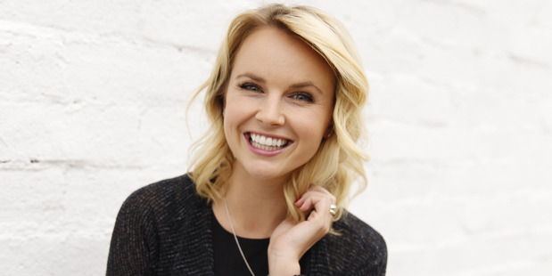 Kimberley Crossman stars in a new web series Hashtaggers.