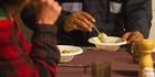 View: Feeding the homeless in Rotorua