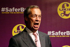 UK Independence Party (UKIP) party leader Nigel Farage has described the impending Brexit victory as Britain's