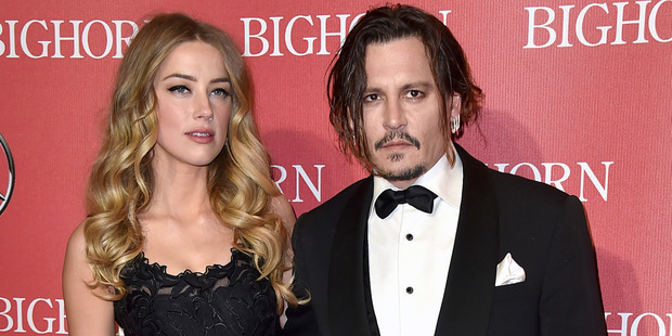 Loading Johnny has been accused of being physically and verbally abusive towards his estranged wife during their marriage. Photo / AP