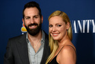 Katherine Heigl has been married to musician Josh Kelley (left) for eight years. Photo / AP