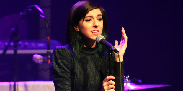 MAX Releases 'Christina's Song,' A Tribute to Christina Grimmie