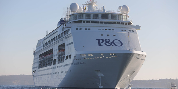 Pacific Pearl has spent five months in New Zealand. Photo / Supplied