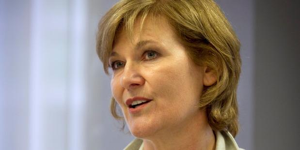 Erica Crawford, co-founder of Kim Crawford Wines. Photo / NZ Herald