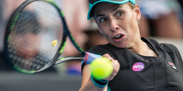 Marina Erakovic. Photo / Greg Bowker.