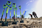 You can join Coast Care to look after our local dunes for National Volunteer Week this week. Photo/file