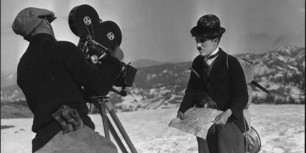 Two silent film events are kicking off in Tauranga, including an international festival and a screening of a Charlie Chaplin classic silent film. Photo/Roy Export Company Establishment.