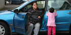 Priscilla Pukeroa lived in a car with her partner and 4-year-old daughter for 6 weeks. Photo/John Borren