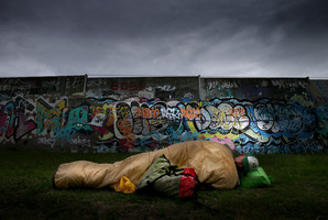 There is currently no women's shelter in Tauranga. Photo/John Borren