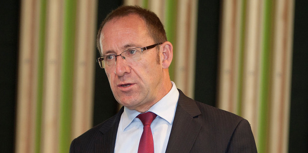 Labour leader Andrew Little said the Brexit vote in the referendum in the UK would lead to a period of uncertainty. Photo / Ben Fraser