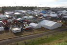 The annual agricultural expo attracted 130,684 visitors over the four days, almost as many as in 2006 when 131,000 flocked to Mystery Creek. Photo / Alan Gibson
