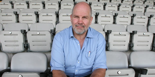 Peter FitzSimons says he's now concerned for his own brain health Photo / Glenn Jeffrey