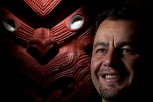 Hemi Rolleston, Callaghan Innovation's general manager Maori economy.