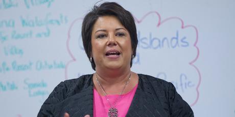 Social Housing Minister Paula Bennett.