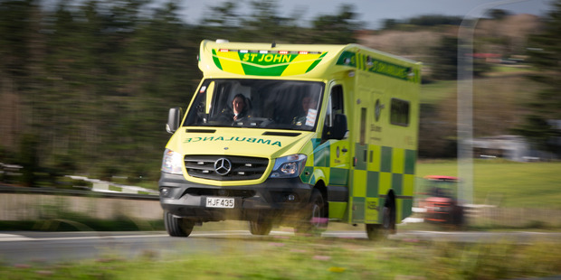 The boy was taken to Invercargill Hospital suffering from burns. Photo / File