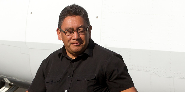 Maoridom needs Hone Harawira back in politics like the proverbial hole in the head. Photo / Christine Cornege